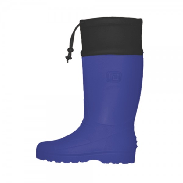 Rubber Boots Strap Navy