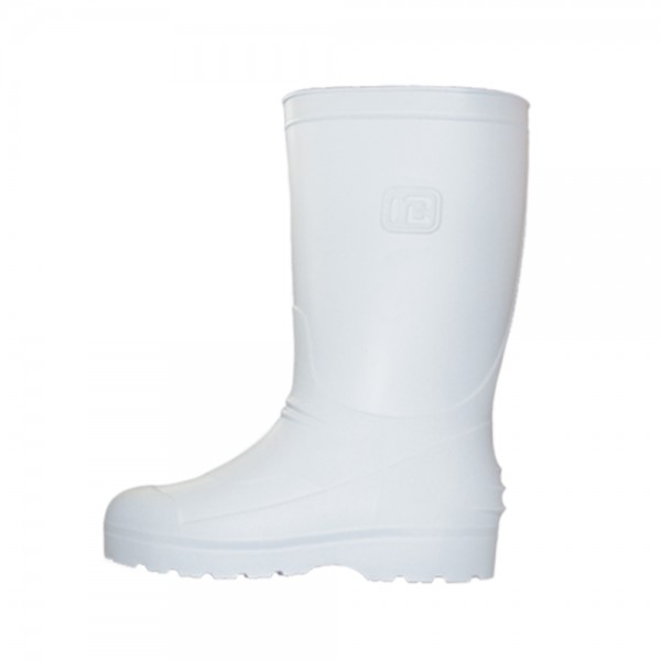 Rubber Boots White